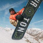 jump snowboard Burton 2019