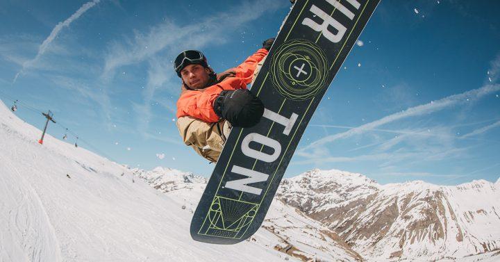 Découvrez les nouveautés Burton Snowboards 2019 !