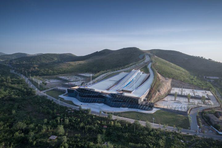 Chine : encore une nouvelle station de ski artificielle pour les JO 2022 !