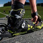 ski roue Fischer