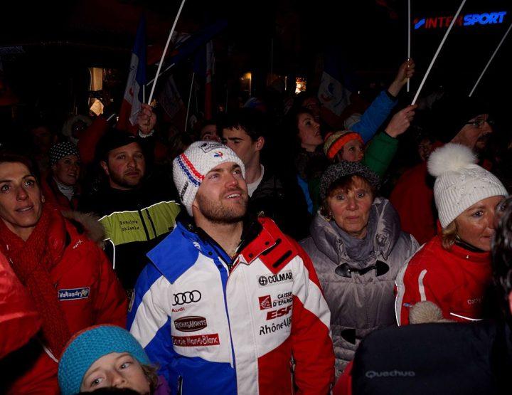 Accident mortel du skieur français David Poisson à l'entraînement