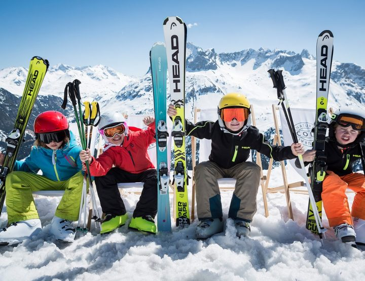 Ski enfant : le TOP 5 !