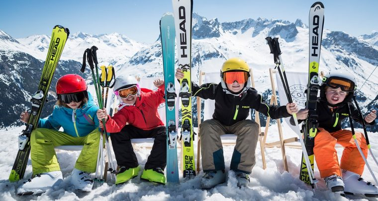 Ski enfant : le TOP 5 !