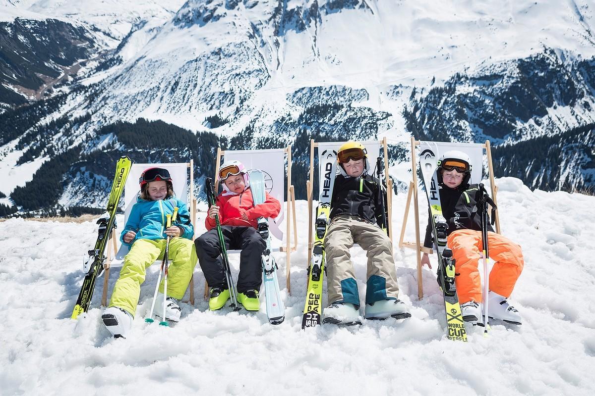 ski junior 2019