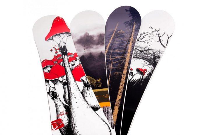 Snowboards APO, le retour !