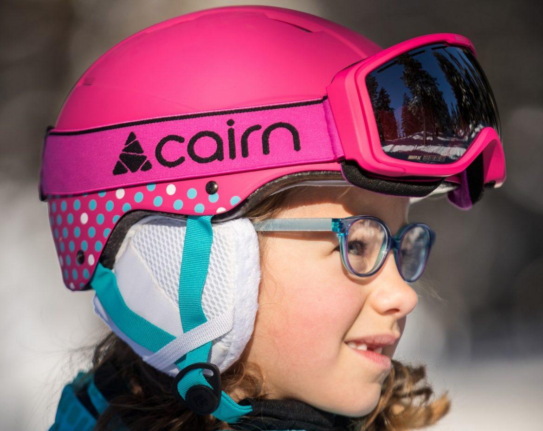 ccc4d1d65d69b5 Les porteurs de lunettes de vue ont longtemps été négligés sur les pistes.  En l absence de modèles adaptés, les branches empêchaient le masque de se  plaquer ...