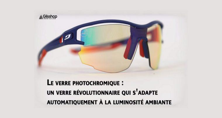 Test des lunettes de soleil photochromiques