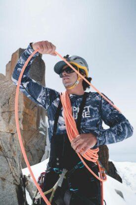Première couche tenue de ski