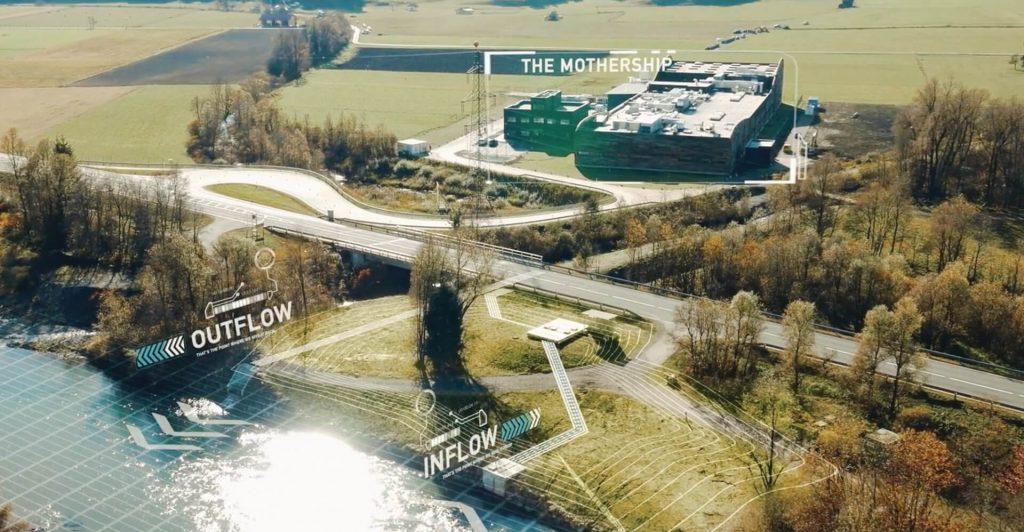 Mothership usine snowboard écologique