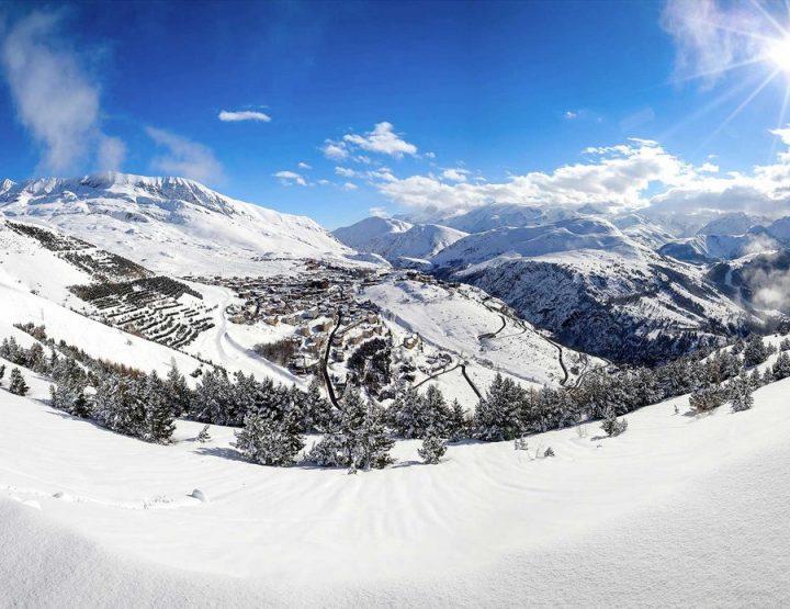 Actu : ouverture des stations de ski françaises