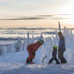 Skis enfants
