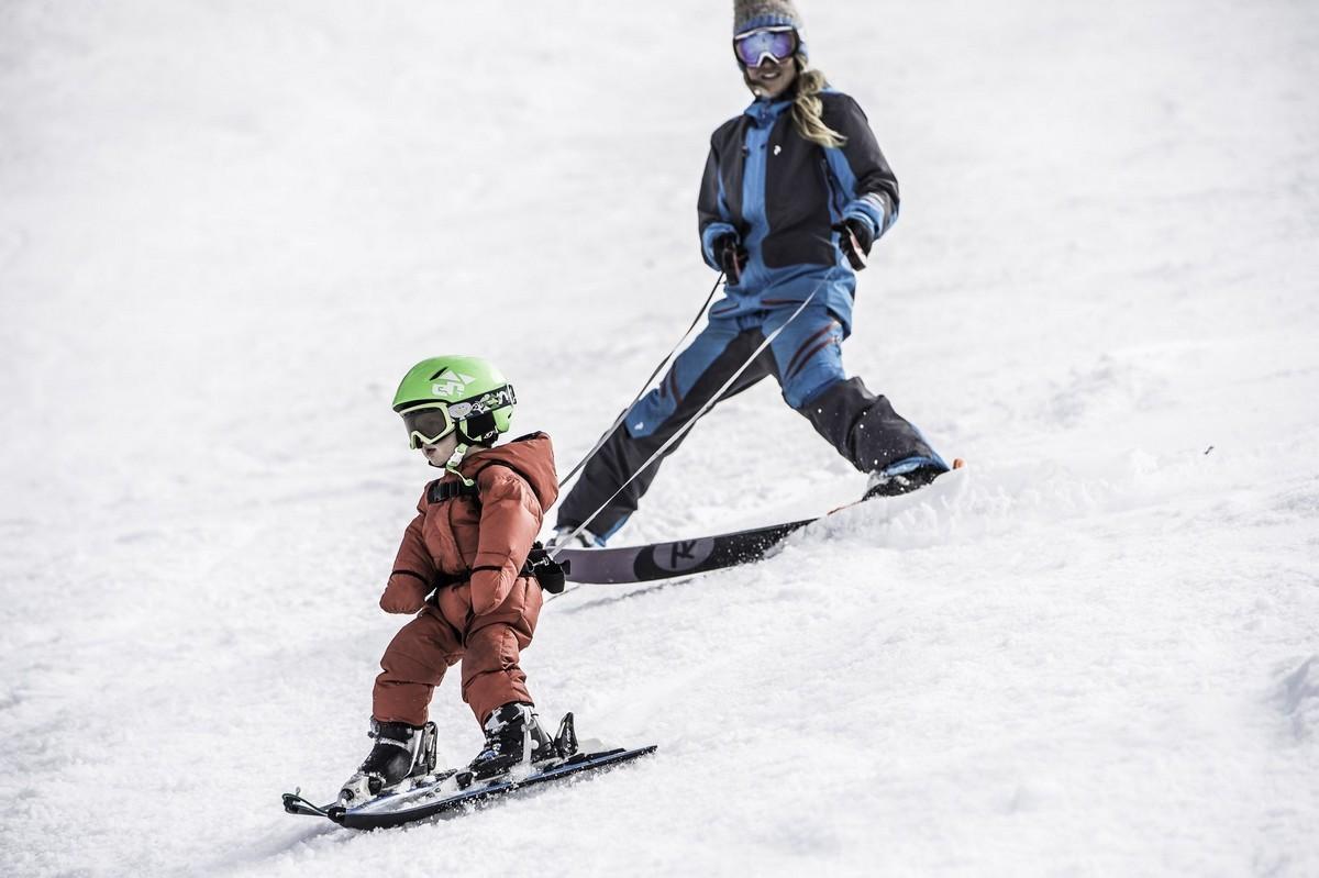 Skis enfants Rossignol