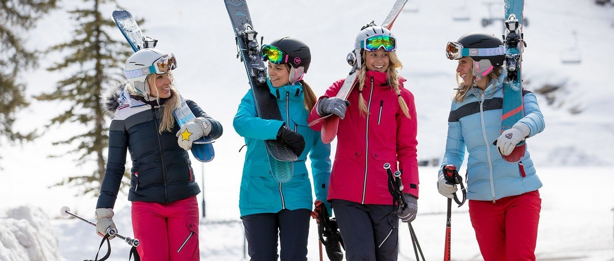 skis experience Rossignol femme