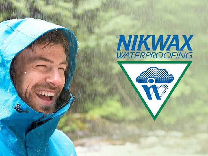 Arrivée des produits nettoyants et imperméabilisants Nikwax sur Glisshop !