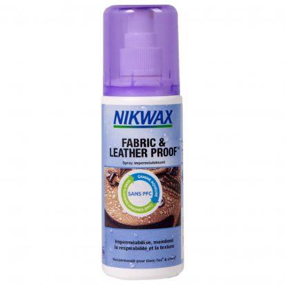 Nikwax imperméabilisant cuir et tissu