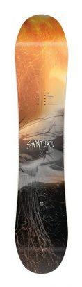 Snowboard Nitro Santoku 2019