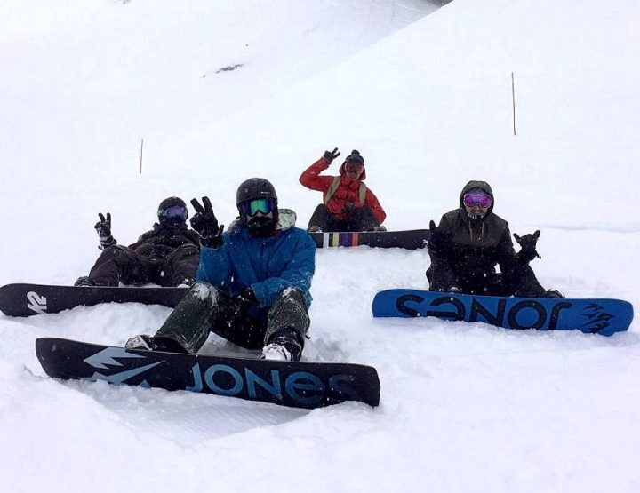 Rock On Snow 2019 : test des snowboards 2019/20 !