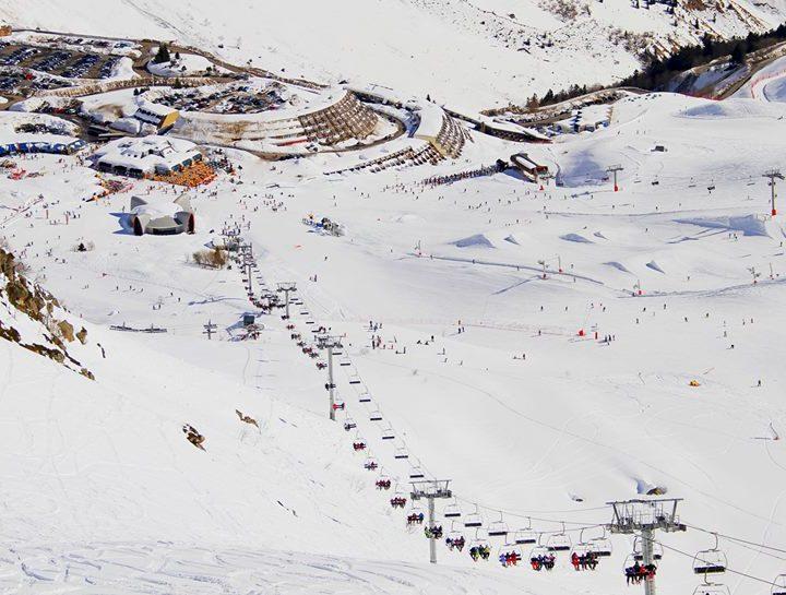 Skylodge, l'hébergement à prix doux dans les Pyrénées