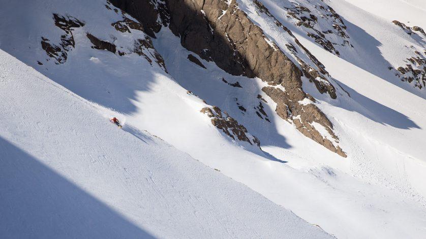 Montagne skis K2 Minbender