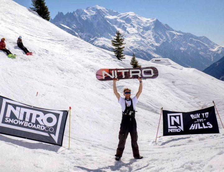 Retour sur la première édition du Nitro Big Bank à Chamonix