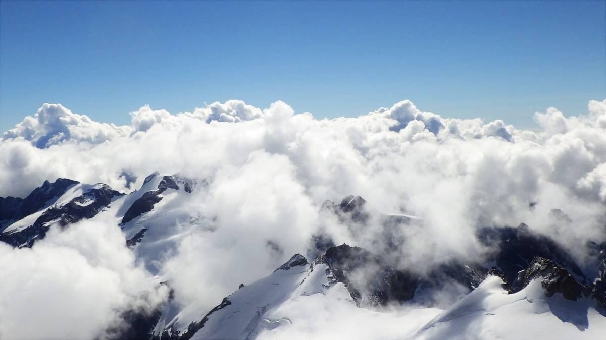 Alpi Chamonix Zermatt