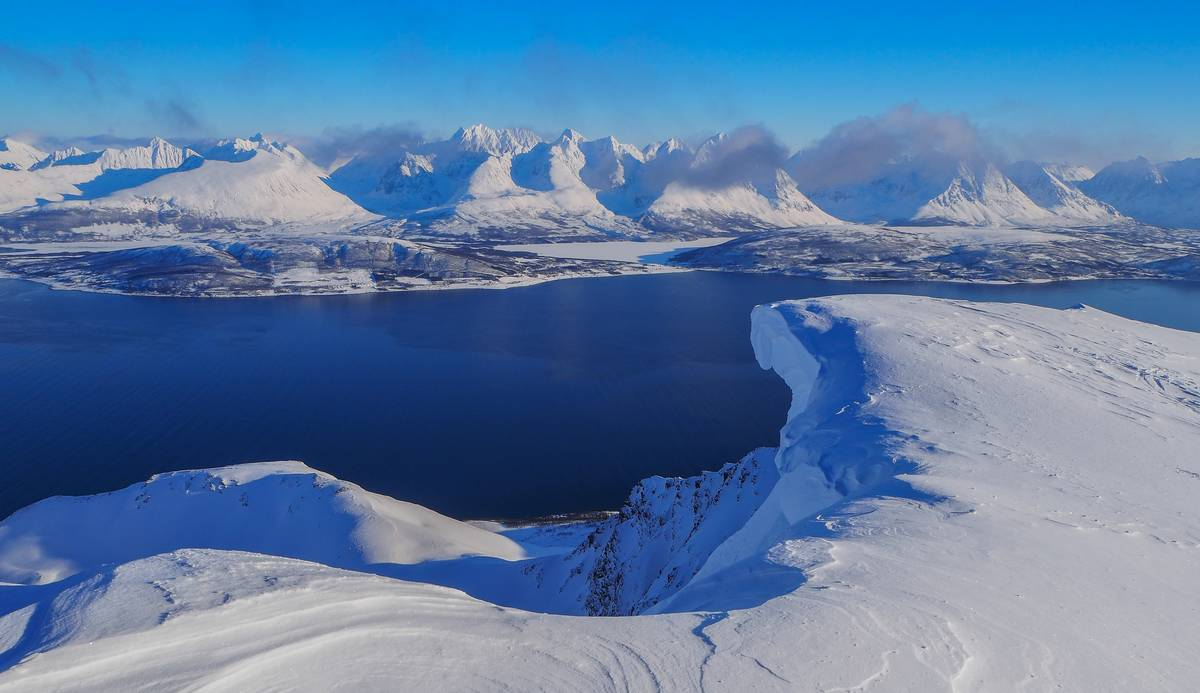 fjords de Norvège Zsolt Osztian