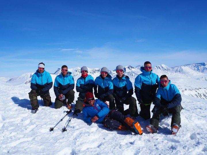 Traversée du massif du Sarek en Laponie Suédoise