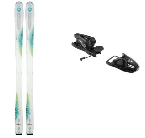 Pack ski Dynastar Legend W 84 Fix Nx 11 B90 Black Look