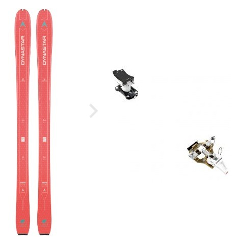 Pack ski randonnée Dynastar Vertical Bear W Fix Speed Turn 2.0 Bronze Dynafit