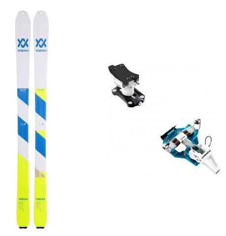 Pack ski randonnée Volkl Vta 84 Fix Speed Turn 2.0 Blue Black Dynafit
