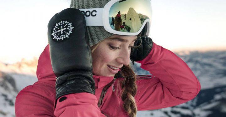 Les moufles ski : la protection idéale des grands frileux