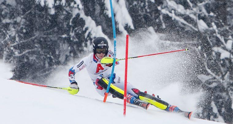 Des chaussures Lange et des skis Dynastar pour faire péter le chrono !