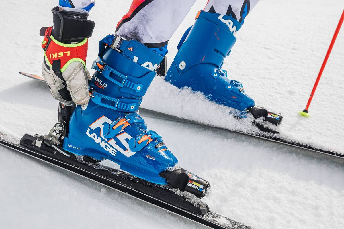 chaussures de ski Lange World Cup