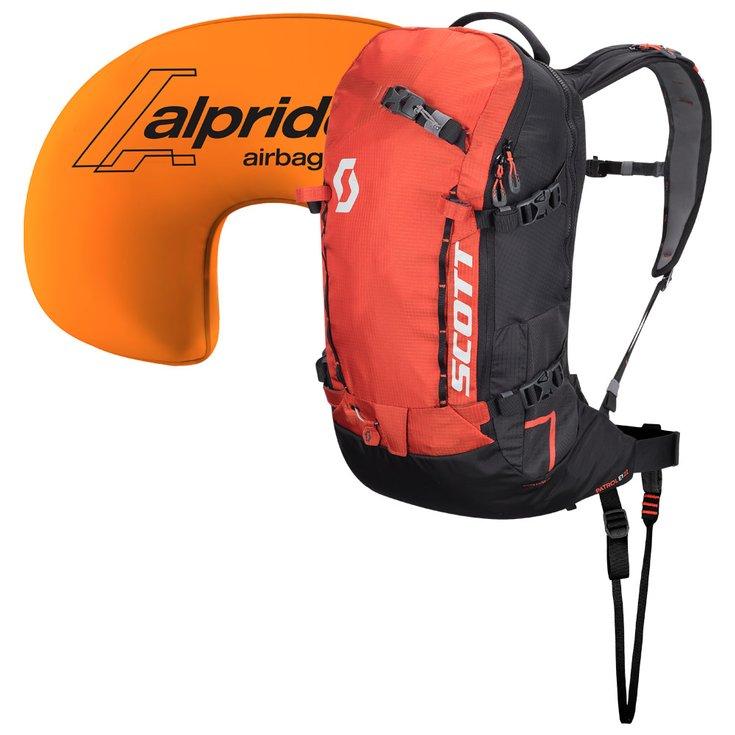 sac airbag patrol Alpride 22L