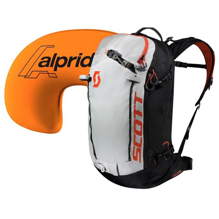 sac airbag patrol Alpride 30L