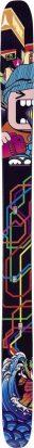 topsheet du ski gauche atomic bent chentler 2009