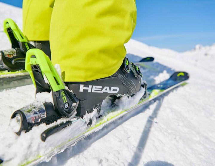 Les chaussures de ski Head vont vous faire perdre la tête...