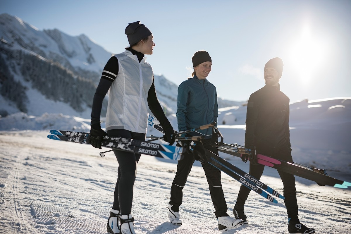 ski nordique salomon 2019 presentation collection