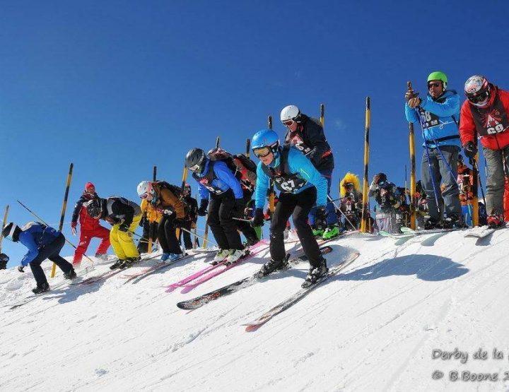 Les Derbys ski et snowboard en 2020