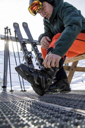 chaussure de ski facile à chausser Salomon S/Pro