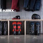 Gamme chaussure de ski Atomic Hawx