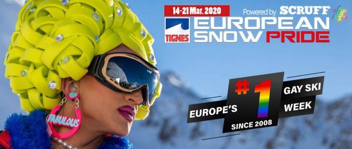 Tignes - European Snow Pride 2020