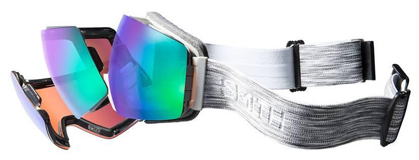 Masque ski Smith