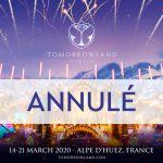 Tomorrowland Winter 2020-annulé