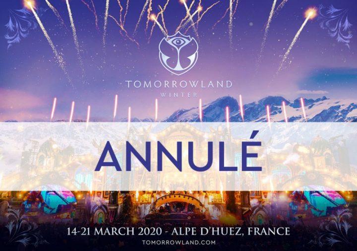 Alpe d'Huez - Tomorrowland Winter Festival 2020