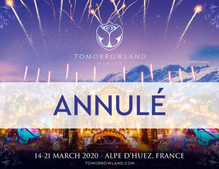 Alpe d'Huez - Tomorrowland Winter Festival 2020