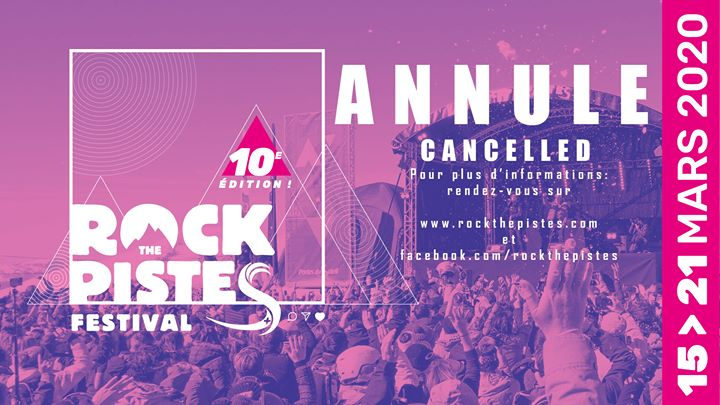 Avoriaz : festival Rock The Pistes 2020