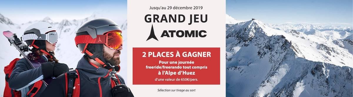 concours Atomic Glisshop 2020