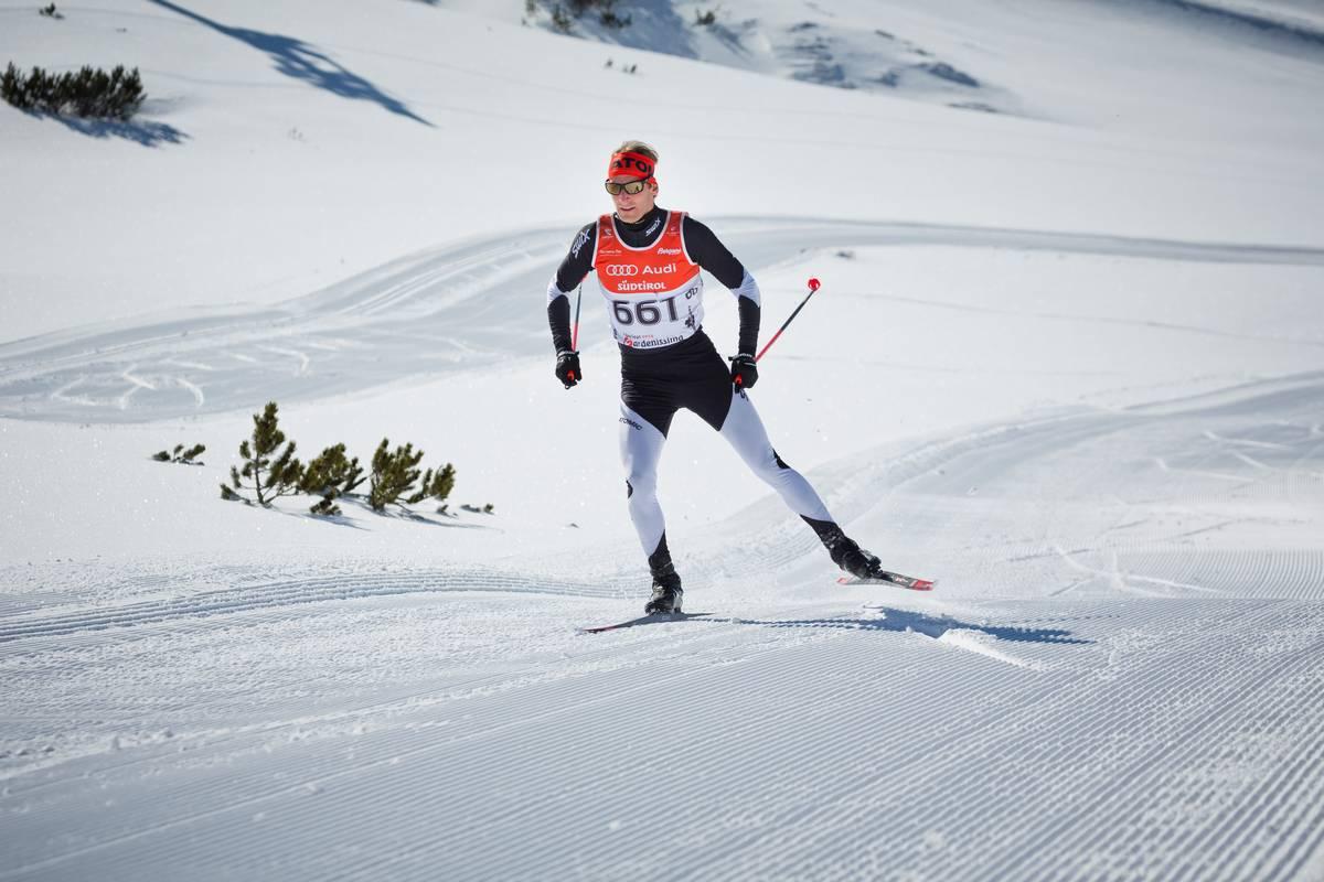 ski de skating expert