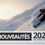 nouveautés hiver 2020 2021 en pré-commandes chez Glisshop